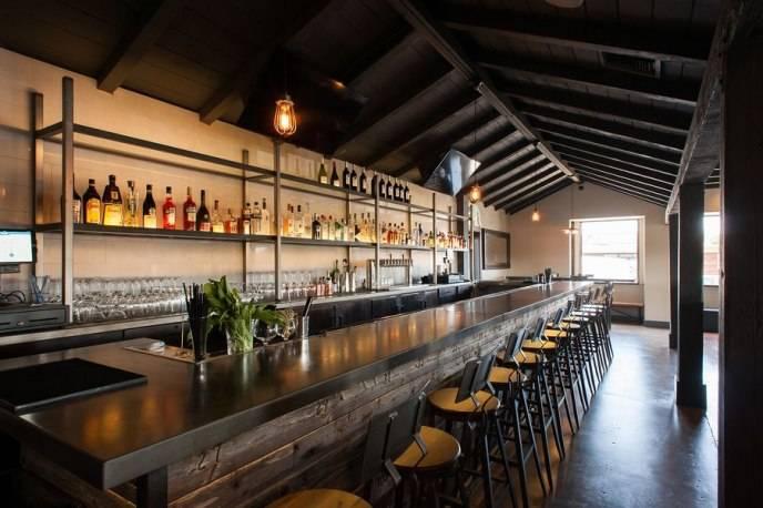 Manhattan House bar