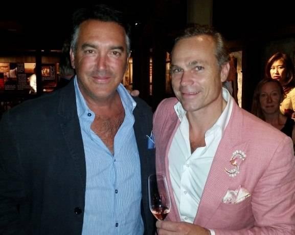 Michael Polenske and Jean-Charles Boisset