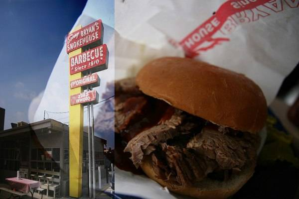 The original Sonny Bryans on Inwood has been serving up classic barbecue since 1958