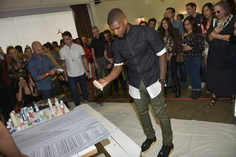 Usher Celebrates Charitable Collaboration with Yoobi 5