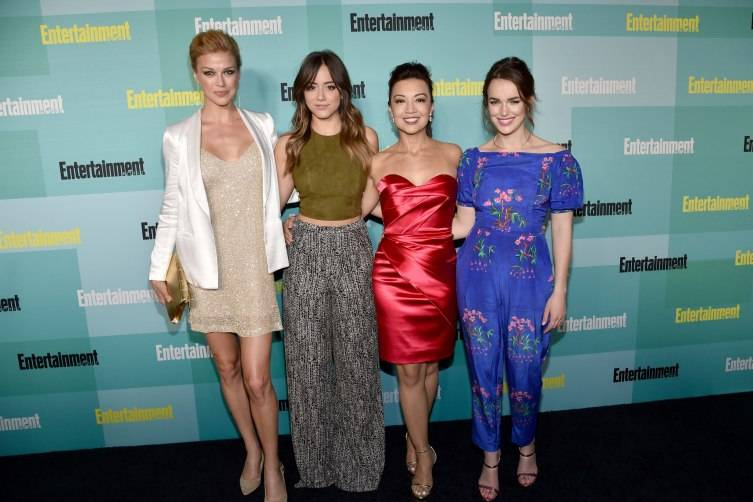 Entertainment Weekly's 2015 Comic Con party 2