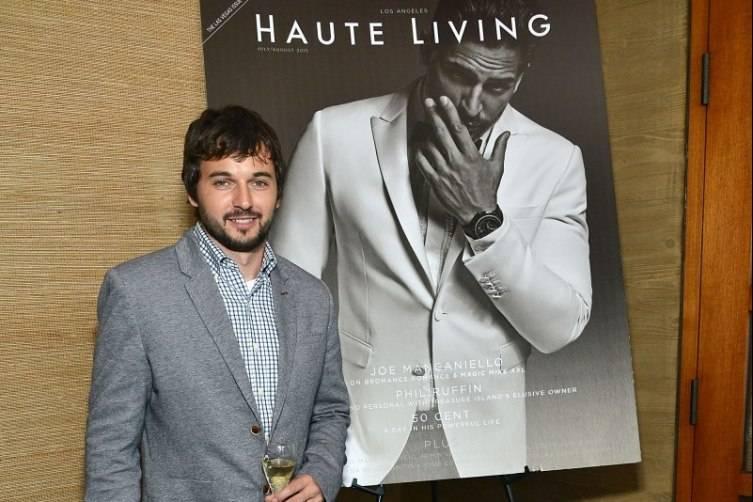 Hublot Celebrates Joe Manganiello's Haute Living Cover 5