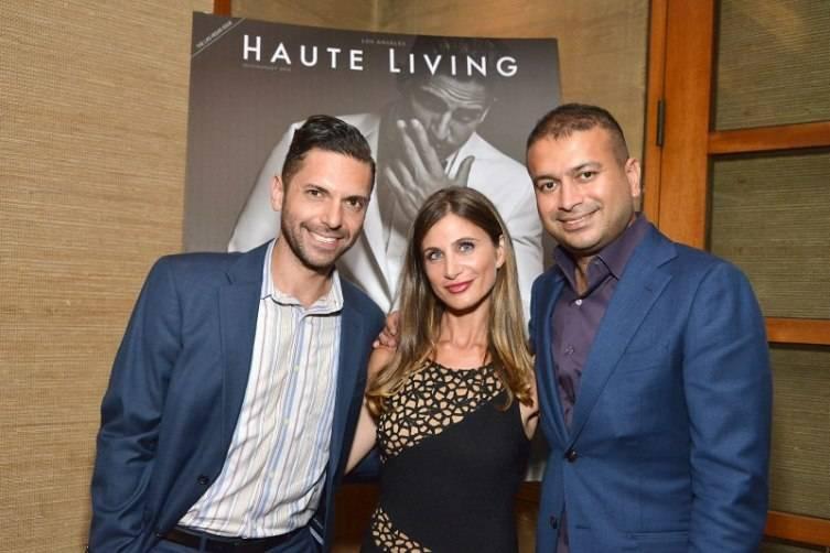Hublot Celebrates Joe Manganiello's Haute Living Cover 21