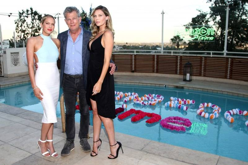 Erin Foster, David Foster and Sara Foster