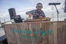 Amara Cay Resort Grand Opening_DJ Cardi