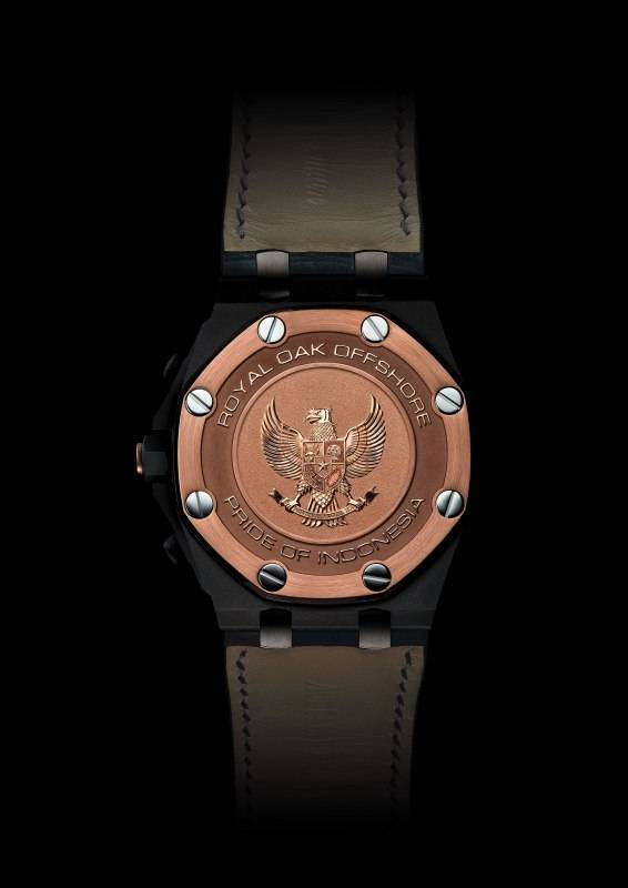 Audemars-Piguet-Royal-Oak-Offshore-Pride-of-Indonesia-Back