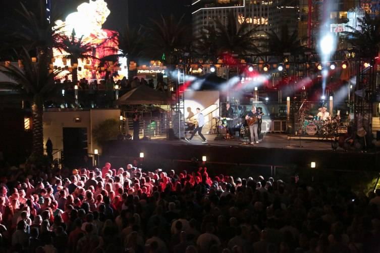 Barenaked Ladies Perform at The Cosmopolitan of Las Vegas_July 18_Graff 12