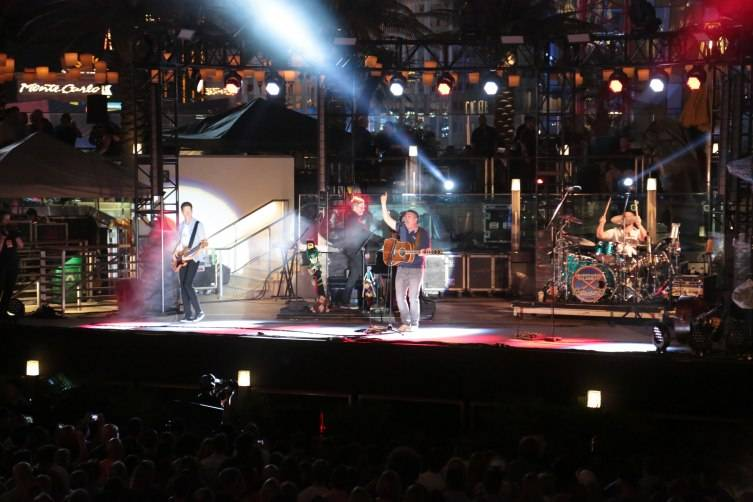 Barenaked Ladies Perform at The Cosmopolitan of Las Vegas_July 18_Graff 4