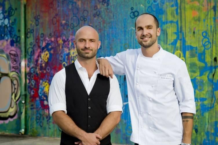 Beaker & Gray_co-owners Ben Potts & Brian Nasajon_photo credit Felipe Cuevas