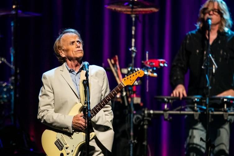 Brian Wilson performs at The Cosmopolitan of Las Vegas in Las Vegas, NV