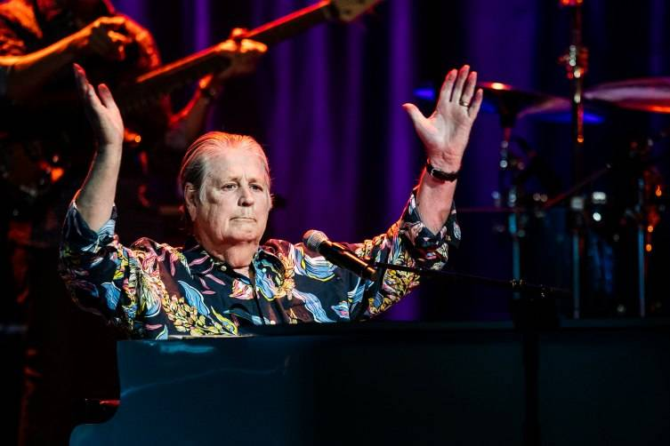 LAS VEGAS, NV - July 10: Brian Wilson performs at The Chelsea at The Cosmopolitan of Las Vegas in Las Vegas, NV on July 10, 2015. Credit: Erik Kabik Photography/ MediaPunch ***HOUSE COVERAGE***
