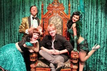 Bryce Soderberg  Attends ABSINTHE at Caesars Palace 7.3.15_Credit Joseph Sanders and Spiegelworld(1)