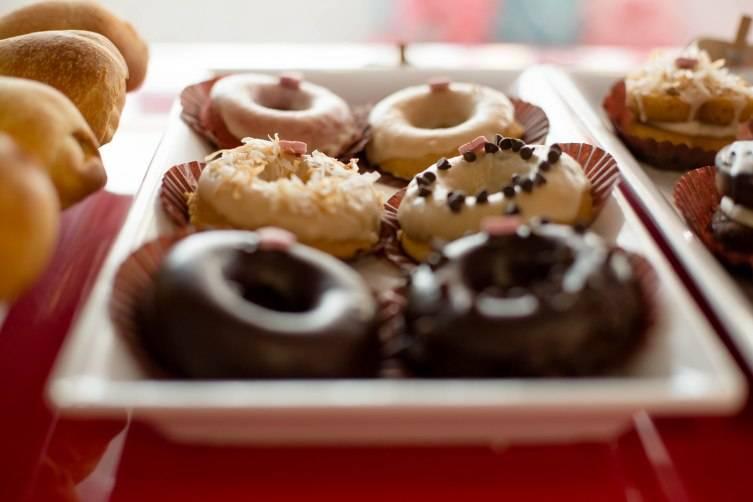 Bunnie Cakes Doughnuts