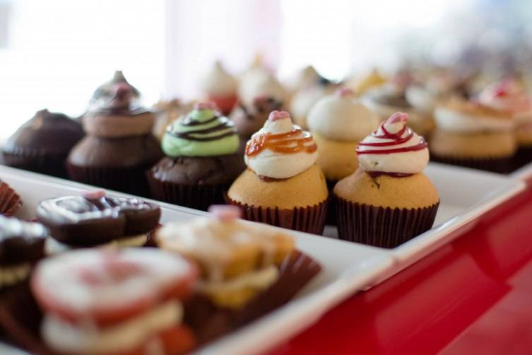 Bunnie Cakes cupcakes
