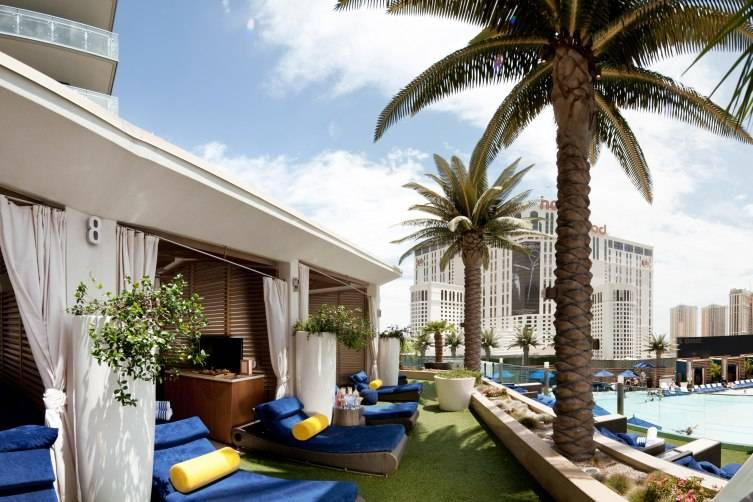 Cabana at Boulevard Pool