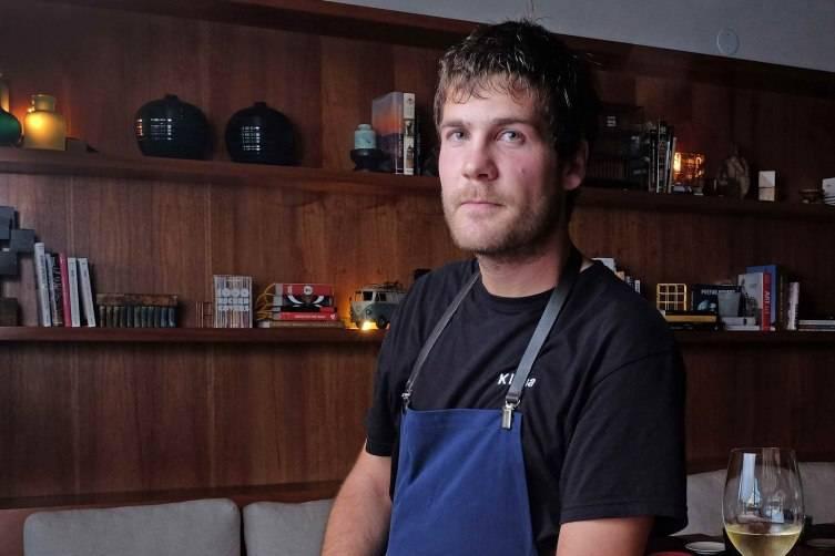 KLMIA Chef David 'Rusti' Rustarazo