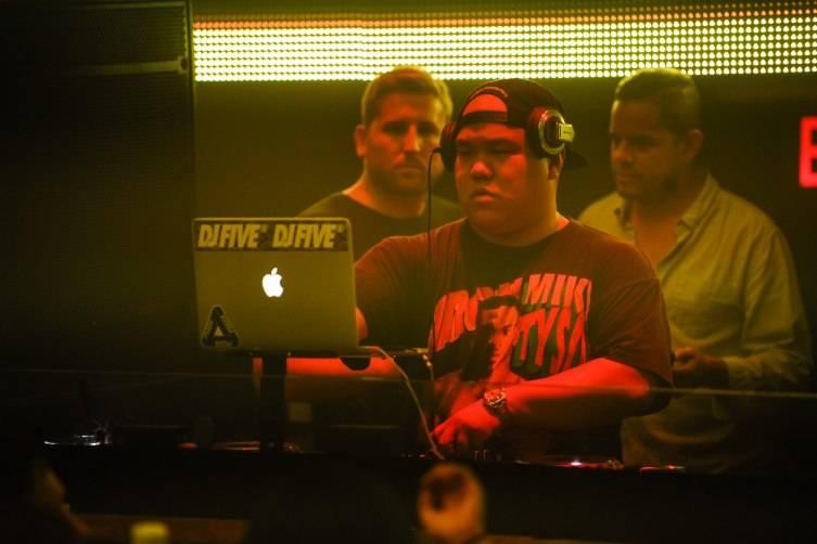 DJ Five at TAO's Worship Thursday_7.16.15