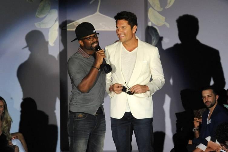DJ Irie & Louis Aguirre speaking