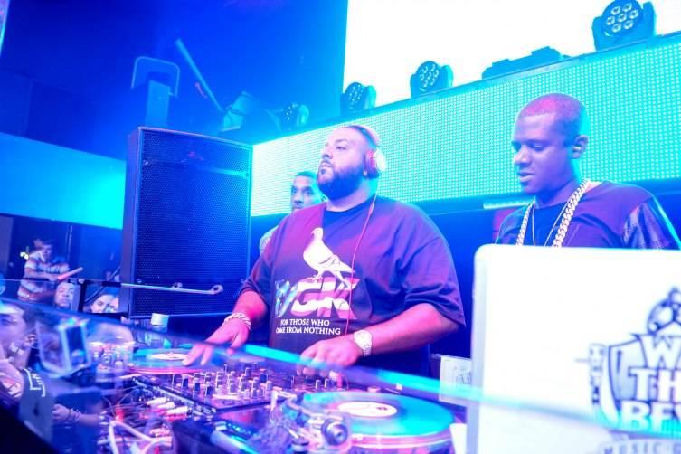 DJ Khaled at Tao
