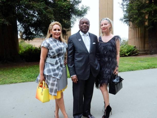Brenda Zarate, Willie Brown and Sonya Molodetskaya