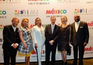 Dr. Andres Roemer, Brenda Zarate, Claudia Ruiz, Jose Meade, Sonya Molodetskaya and Willie Brown