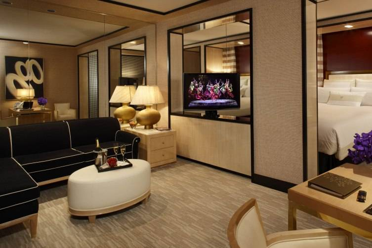 Encore Resort Suite