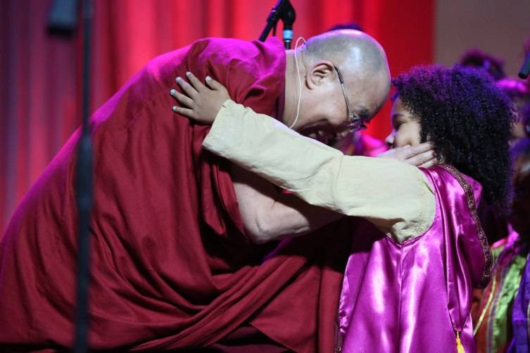 The Dalai Lama Celebrates His 80th Birthday in Orange County 6