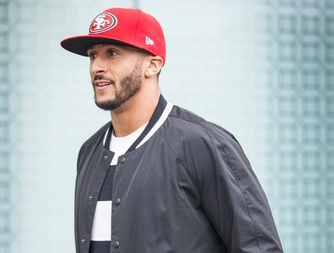e8e34d93b Colin Kaepernick on Designing His First Fashion Collection