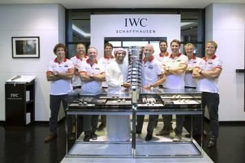 ADOR AT IWC SCHAFFHAUSEN BOUTIQUE ABU DHABI