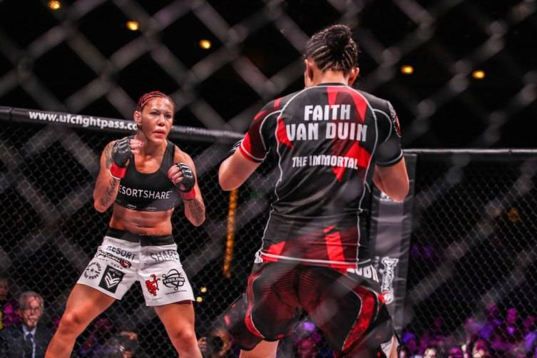 Invicta FC 13 at The Cosmopolitan of Las Vegas_July 9_Kabik_10