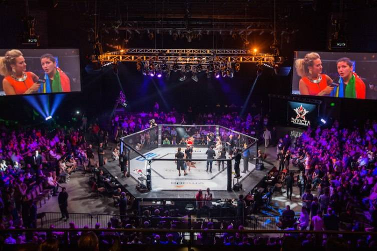 Invicta FC 13 at The Cosmopolitan of Las Vegas_July 9_Kabik_5