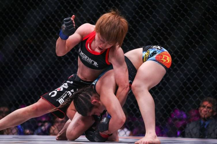Invicta FC 13 at The Cosmopolitan of Las Vegas_July 9_Kabik_7
