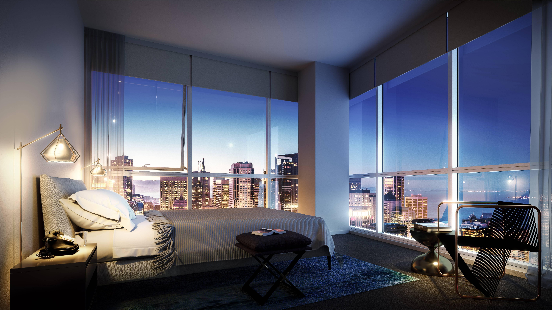 Sf meet jasper a luxury high rise debuting this fall - 4 bedroom apartment san francisco ...