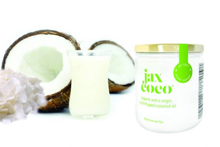 Jax Coco VCO Image 3