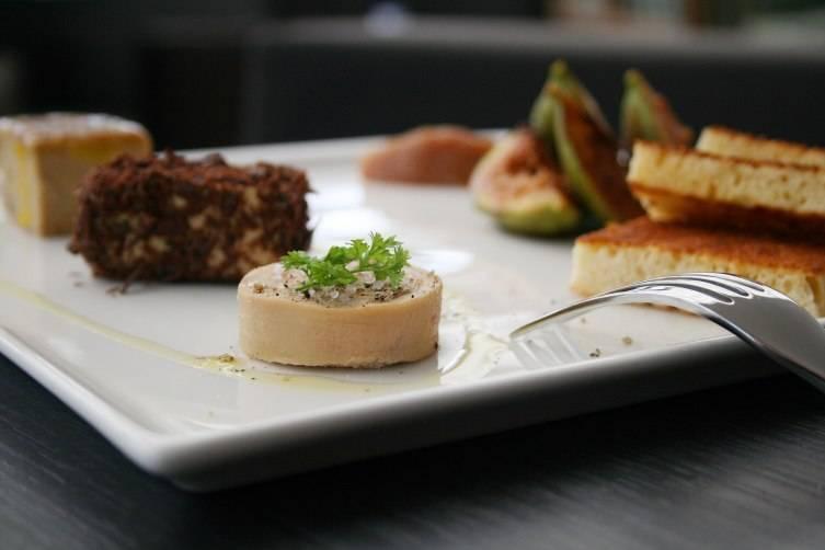 La Cantine du Faubourg -foie-gras