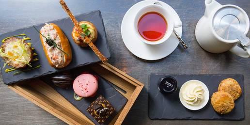 Langham Place Tea