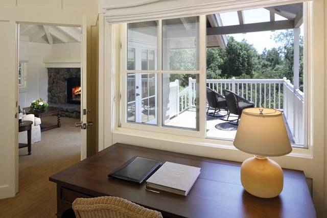 Treeline Junior Suite at Meadowood Napa Valley