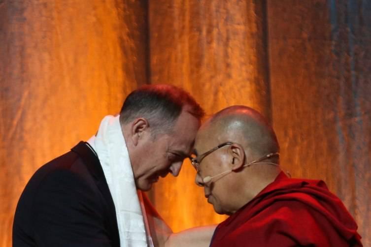 The Dalai Lama Celebrates His 80th Birthday in Orange County 5