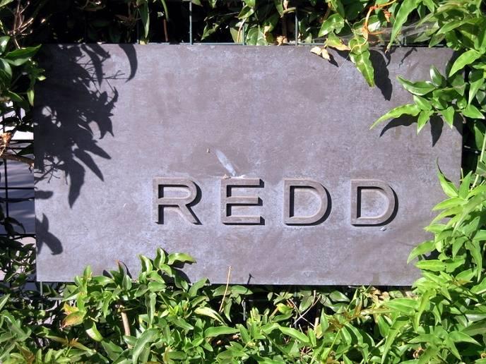 Redd sign