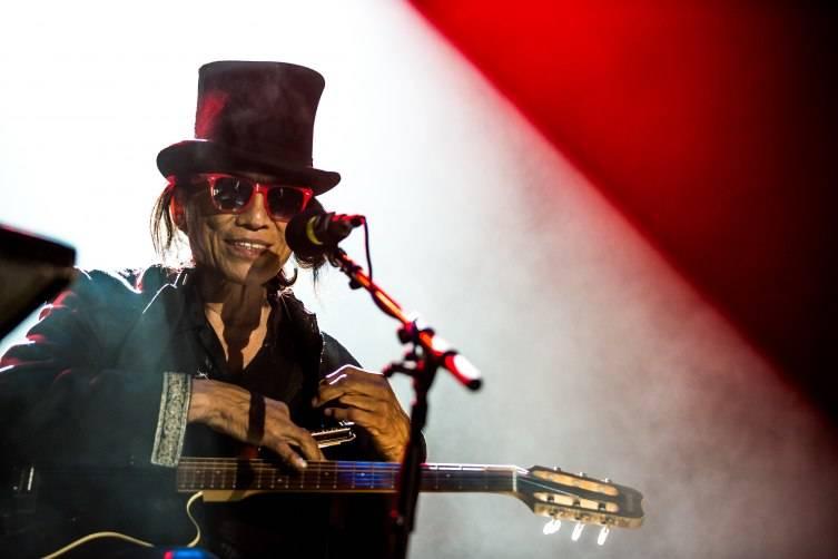 Rodriguez performs at The Cosmopolitan of Las Vegas in Las Vegas, NV
