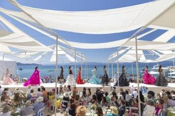 Saks Fifth Avenue's and The League to Save Lake Tahoe's luncheon and fashion show featuring the Oscar de la Renta Resort 2015 Collection
