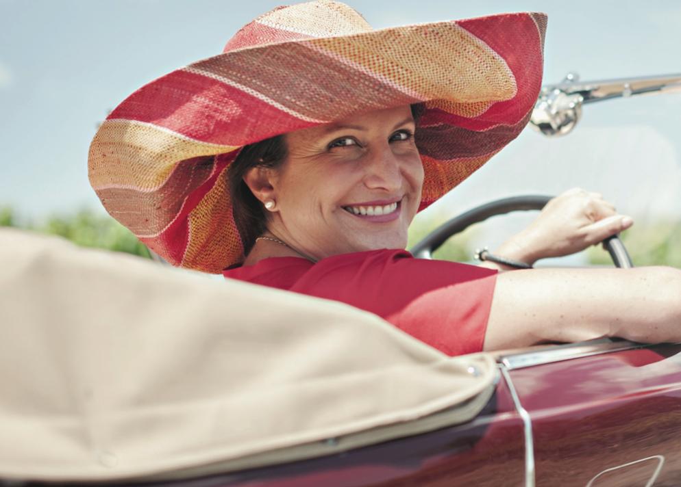 Ana Keller Slides Behind The Wheel Of Arturo Keller S Famed Car Collection