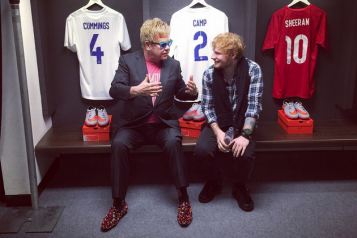 Elton John & Ed Sheeran