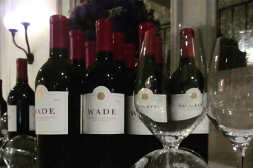 Dwayne Wade wine collection