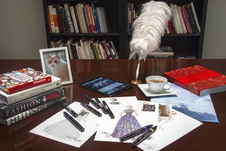 Tadashi Shoji desk