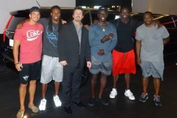 Trae-Waynes-Rchard-Wilk-Jay-Ajayi-Melvin-Gordon-Don-Malloy-NFL-Rookies-Las-Vegas