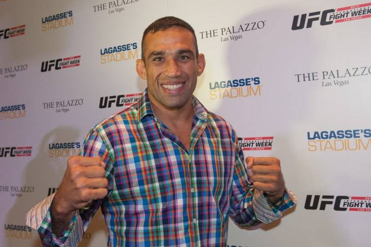 UFC Heavyweight Champion Fabricio Werdum