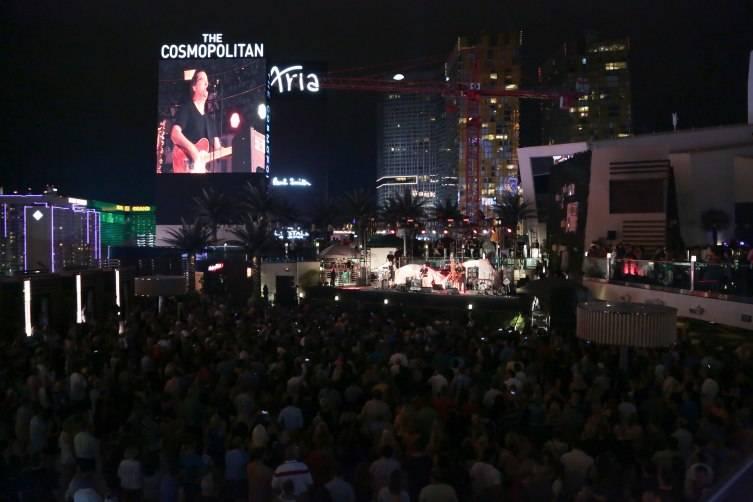 Violent Femmes Perform at The Cosmopolitan of Las Vegas_July 18_Graff 5