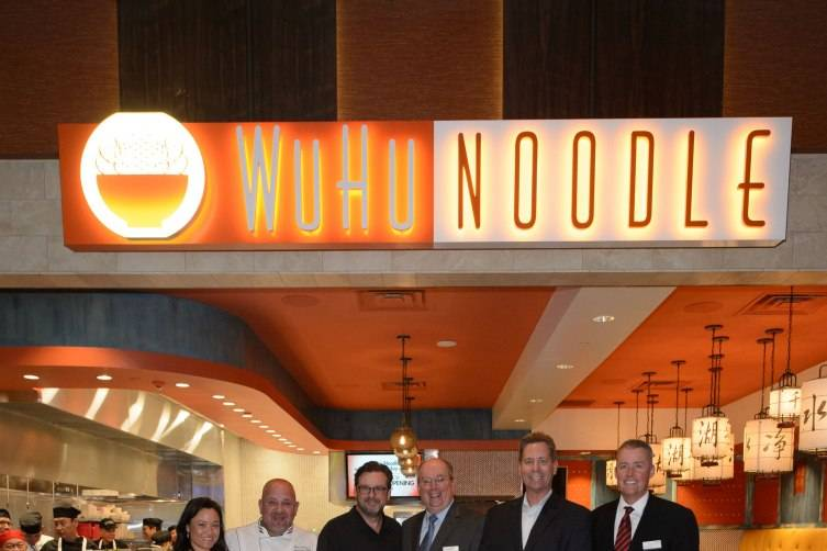 WuHu Noodle inside Silverton Casino Hotel Grand Opening, July 3, 2015  (2)
