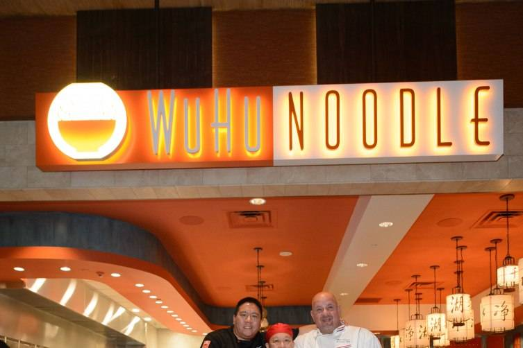 WuHu Noodle inside Silverton Casino Hotel Grand Opening, July 3, 2015  (3)